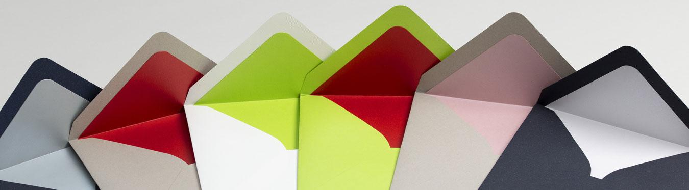 Paper Partner Lined Envelopes