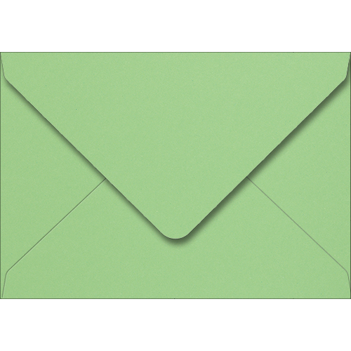 Image of Woodstock Verde Envelopes